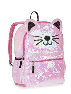 7973516c0df Kitty 2-Way Sequins Critter 16