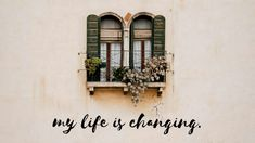 my life is changing // hello October. Hello October, Writings, My Life, Change
