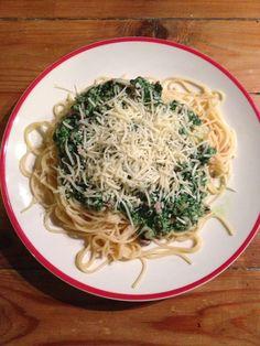 spaghetti sofie dumont