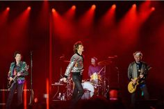 Concert Deux heures durant, les Rolling Stones ont fait le show
