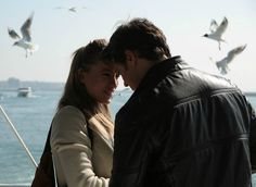 Yaman ve Mira Actor Model, My Crush, Far Away, Writing Inspiration, Seaside, Cagatay Ulusoy, Romance, In This Moment, Love