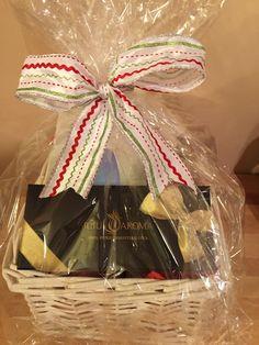 Holiday Gift Basket - Daisy & Oil Set