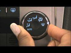 "2011 Chevy Malibu Sedan - ""How to"" Video - Heat and Air Controls   Chevrolet"