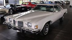AutoTrader Classics - 1973 Pontiac Grand Prix   American Classics   Auburn, IN