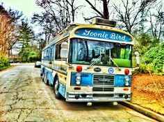 Nice photo Al and a great old Wanderlodge as pointed out. Bluebird Buses, Cool Rvs, Great Names, Motor Homes, Bus Conversion, Bluebirds, Vintage Campers, Home And Away, Recreational Vehicles
