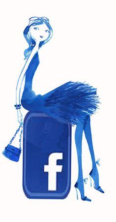 original facebook icon