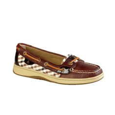 Womens Sperry Top-Sider Angelfish Boat Shoe, Brown Journeys Shoes- Love these! Next Shoes, Walk In My Shoes, Me Too Shoes, Sperry Shoes, Men's Shoes, Sperry Top Sider Angelfish, Preppy Girl, My Collection, Fall Winter Outfits