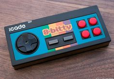 iCade 8-Bitty Retro Wireless Game Controller Review - Watch CNET's Video Review