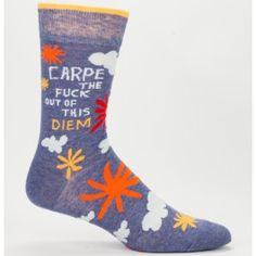 Carpe The F*ck Diem Socks (Men's)