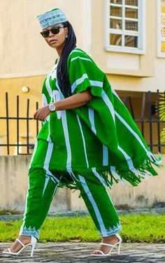6bbd44921d8e female agbada style fashion in nigeria, African fashion, Ankara, kitenge,  African women