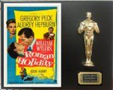 "Gregory Peck and Audrey Hepburn in ""Roman Holiday"", Restricted Edition Oscar Show. Only 500 created. Constrained quanities. Cost-free US SHIPPING - http://japanmegatravel.com/gregory-peck-and-audrey-hepburn-in-roman-holiday-restricted-edition-oscar-show-only-500-created-constrained-quanities-cost-free-us-shipping/"