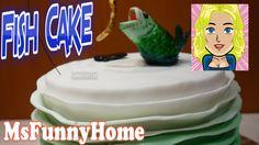 Fisch Torte fish cake Kuchen Rezepte