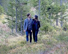 It's just over a year since they tied the knot but Prince Carl Philip and Princess Sofia s...