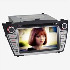 Generic 7 IN Auto DVD Player for 2010 2011 2012 2013 Hyundai IX35 Tucson with GPS Navigation DVD Player Steering Wheel Control With CAN BUS System - For Sale