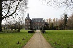 Rullingen Castle, Borgloon, Belgium. Now a hotel.