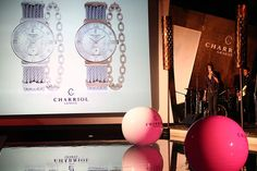 October Thailand – For a second year in a row, CHARRIOL hosted another glamorous party to highlight the launch of its latest watches from its iconic St-Tropez collection. Charriol, Latest Watches, Bangkok Thailand, October, Product Launch, Parties, Fun, Fiestas, Party