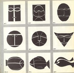 page from the Creative Paper Design book, by Ernst Rottger.