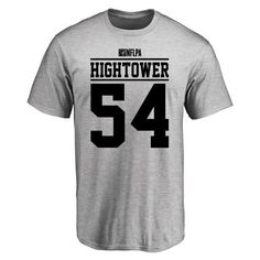 Dont'a Hightower Player Issued T-Shirt - Ash - $25.95