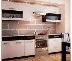 Kuchyňa Tempo Kondela Jura New B 260 cm - Mato - nábytok Kitchen Cabinets, Home Decor, Law School, Decoration Home, Room Decor, Cabinets, Home Interior Design, Dressers, Home Decoration