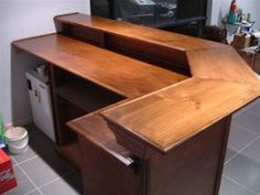 Build Your Own Home Bar - DIY - WNY Handyman