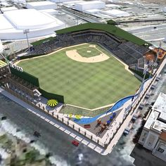 Have you seen the preliminary plans for the new #ElPaso Triple A Baseball field? More details: http://elpasotriplea.com