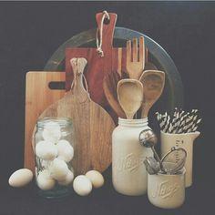 Norgesglass Tin, Porcelain, Canning, Interior Design, Kitchen, Retro, Norway, Inspiration, Instagram
