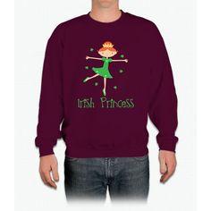 Women's Kids Light Crewneck Sweatshirt