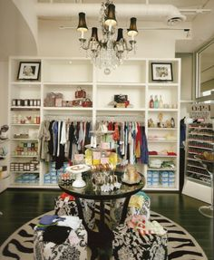 Nail Salon - Retail - Interior Design Idea in Scottsdale AZ