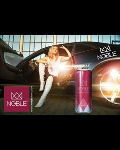 "Taste a fresh ""No-ble Natural Elite Drink"" @ Brusselsmotorshow @ the booth of BCSignature – hall 3"