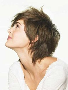 Best Edgy Short Haircuts | http://www.short-haircut.com/best-edgy-short-haircuts.html
