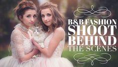Brooklyn & Bailey Fashion Shoot #brooklynandbailey #fashion #fashionshoot #youtube #video #behindthescenes