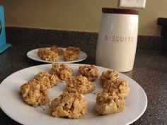 "Brown Eyed Foodie: Almost baking; Paleo No Bake ""Oatmeal"" Cookies"