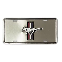FORD MUSTANG LICENSE PLATE License Plates, Ford Mustang, Car License Plates, Ford Mustangs, Number Plates, Licence Plates