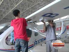Впервые в мире электрический самолет получил лицензию на производство в Китае - ЭкоТехника