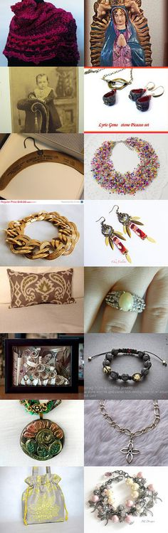 Triple-Fave-A-Thon July 25thTreasuremeplz! by Emily Crafty on Etsy--Pinned with TreasuryPin.com