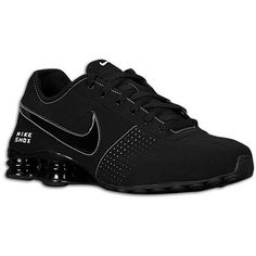 Nike Shox Deliver - Men's - Running shoes. So perfect :) I love these shoes!