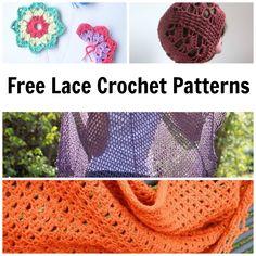 Free Lace Crochet Patterns