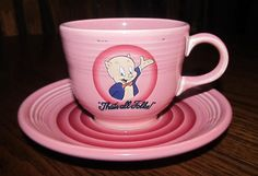 Looney Tunes Warner Bros. Fiesta Ware. I have the Porky Pig serving bowl and love it, have never seen any other Looney Tunes Fiesta Ware!