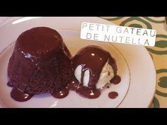 Petit Gateau de Nutella - Confissões de uma Doceira Amadora - YouTube