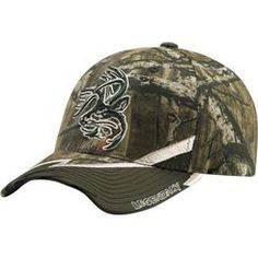 This radical design brings Mossy Oak™ Infinity Camo to a new level. Features loads of high definition embroidery, front and back for a completely unique look. Super comfortable D-fit Velcro® closure.