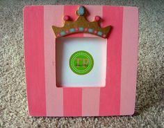 Little Princess Frame - $16