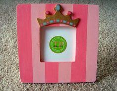 Little Princess Frame - $16