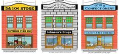 download the pieces here; http://www.littleglitterhouses.com/paul/tin_storefronts/hl_tin_storefronts.htm