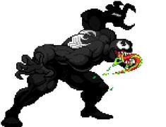 Inoculate the Innocuous Marvel Venom, Marvel Vs, Marvel Heroes, Marvel Comics, Venom Art, Deadpool Funny, Pixel Animation, Superhero Villains, Character Poses