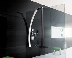1000 images about shower on pinterest modern shower for Ultra modern bathroom fixtures