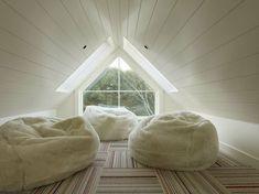 farmhouse stye home-reading nook
