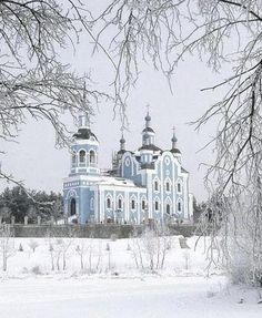 St. Nikolas Church, Ukraine.