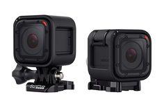 EDGED : 고프로, 초소형/초경량 액션 카메로 신제품 '히어로4 세션' 발표
