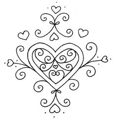 Free embroidery patterns for personal use only. Embroidery Hearts, Embroidery Patterns Free, Embroidery Applique, Cross Stitch Embroidery, Machine Embroidery, Embroidery Designs, Sewing Crafts, Sewing Projects, Ideias Diy