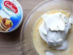 Tiramisu au citron : Il était une fois la pâtisserie Beignets, Biscotti, Icing, Deserts, Ice Cream, Nutrition, Coin Couture, Couscous, Charlotte